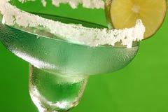 Schließen Sie oben von einem Margarita-Cocktail Stockfoto