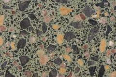 Mosaikfußboden-Muster Stockbilder
