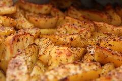 Gebackene Kartoffeln Lizenzfreie Stockfotos