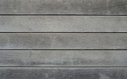 Schließen Sie oben von verwitterten hölzernen Planken in der horizontalen Gliederung, die für Gebrauch als Hintergrundbeschaffenh lizenzfreie stockfotos