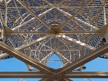 Schließen Sie olimpic Barcelona an den Port an lizenzfreies stockbild
