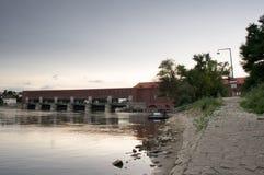 Schließen Sie Passau zu Lizenzfreies Stockfoto