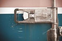 Schließungsanhänger Stockbilder