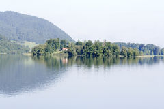 Schliersee Royalty Free Stock Photography