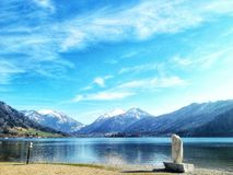 Schliersee, Bayern, Germany. View schliersee bayern germany visit tourism trip explore lake nature sightseeing royalty free stock images