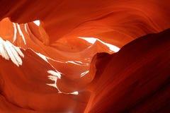 Schlitzschlucht in Arizona Lizenzfreies Stockfoto