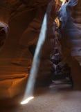 Schlitzschlucht in Arizona Stockfotografie