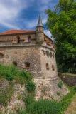 Schloss利希滕斯泰因城堡 免版税库存图片