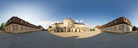 Schloss孑然 库存图片