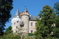 Schloss Å ½ leby Lizenzfreie Stockfotos