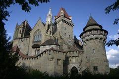 Schloss Lizenzfreies Stockfoto