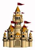 Schloss Stockfoto