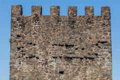 Schloss Aci Castello in Sizilien, Italien Lizenzfreies Stockfoto