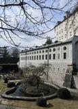 Schloss Ambras lizenzfreie stockbilder