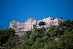 Schloss Aragonese, Italien Stockfotos