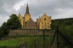 Schloss Arenfels Stockfotos