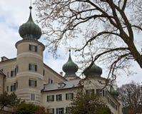 Schloss Artstetten Στοκ φωτογραφία με δικαίωμα ελεύθερης χρήσης