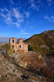 ` Schloss ` Asenova Krepost stockfotos