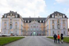 Schloss Augustusburg Royalty Free Stock Photos