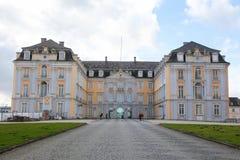 Schloss Augustusburg Stock Photo