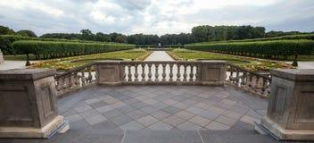 Schloss augustusburg Deutschland Lizenzfreies Stockfoto