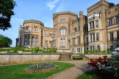 Schloss Babelsberg Stock Photo