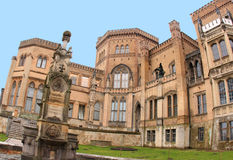 Schloss Babelsberg Royalty Free Stock Image
