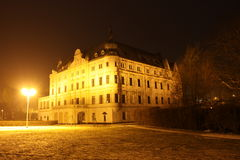 Schloss Barto?ovice - Tschechische Republik Stockfotos