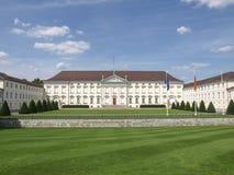 Schloss Bellevue Βερολίνο Στοκ Εικόνες