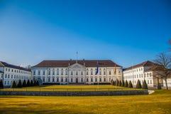 Schloss Bellevue Stock Images