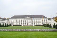 Schloss Bellevue Fotografia Stock