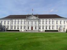 Schloss Bellevue (Bellevue Castle), Berlin Royalty Free Stock Photos