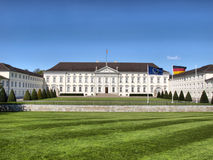 Schloss Bellevue, Berlin Royalty Free Stock Image