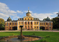 Schloss Belvedere Weimar Unesco Royalty Free Stock Photo