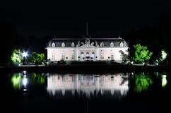 Schloss Benrath Photos libres de droits
