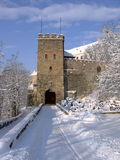 Schloss Bitov, Tschechische Republik, Europa Lizenzfreies Stockfoto