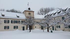 Schloss Blutenburg stockbilder