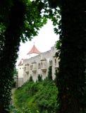 Schloss Bojnice Stockbild