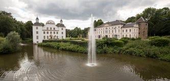 Schloss borbeck Essen Deutschland Lizenzfreies Stockfoto