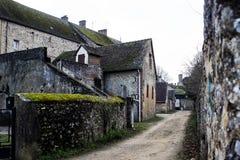 Schloss in Bouloire Lizenzfreie Stockfotos