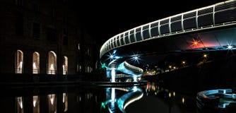 Schloss-Brücke an Finzels-Reichweite im Bristol-Stadtzentrum stockfotos