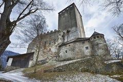 Schloss bruck, lienz, austria Royalty Free Stock Photo