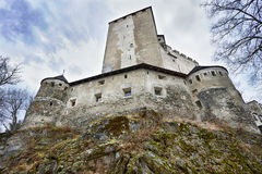 Schloss bruck, lienz, austria Royalty Free Stock Image