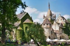 Schloss in Budapest Lizenzfreie Stockfotografie