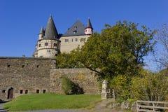 Schloss Buerresheim 1 Arkivbilder