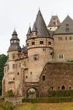 Schloss Buerresheim (Burresheim Schloss), Deutschland stockfotografie