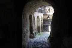 Schloss Burresheim Lizenzfreie Stockfotografie