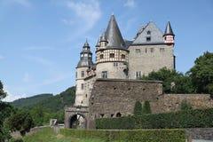 Schloss Burresheim Lizenzfreies Stockfoto