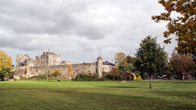 Schloss in Cahir Stockfoto
