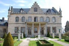 Schloss callenberg Lizenzfreies Stockfoto